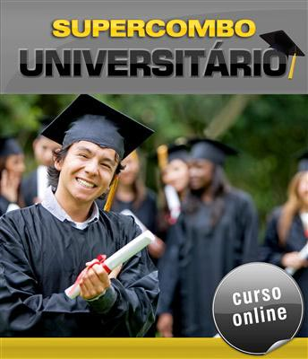 Curso Online Supercombo Universitário